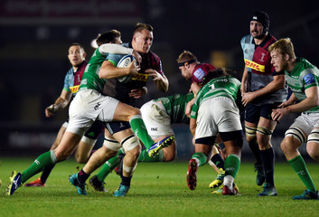Premiership - Harlequins v Newcastle Falcons