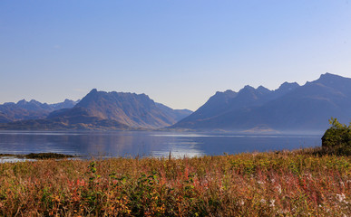 On a trip to Northern Norway