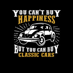 Classic car quote and saying