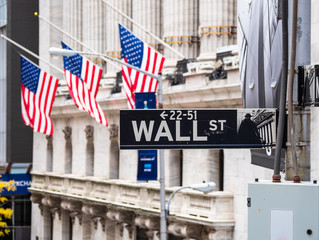 ニューヨーク ウォール街