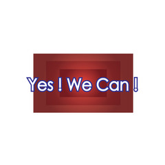 Yes we can label ,red  color . rectangle banner and badges design.On white background