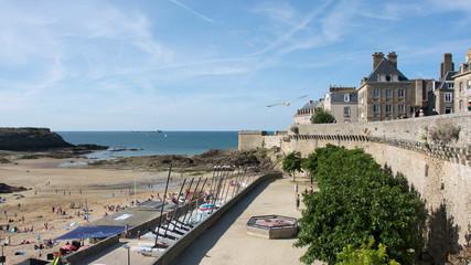 Saint Malo, Bretagna, Francia