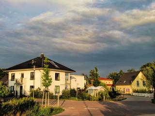 Wohnsiedlung