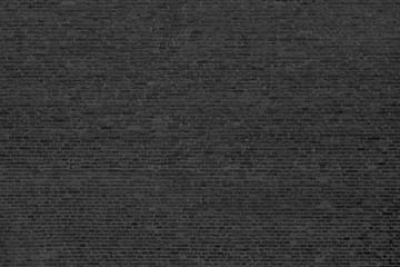 Hintergrund Ziegelsteinwand sehr dunkel sehr viele Ziegelsteine Low-key - Background brick wall very dark Low-key