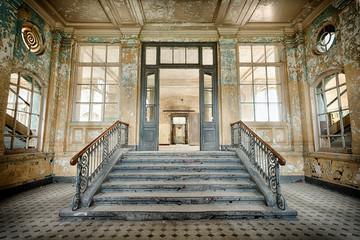 Portal zu einem versunkenen Palast