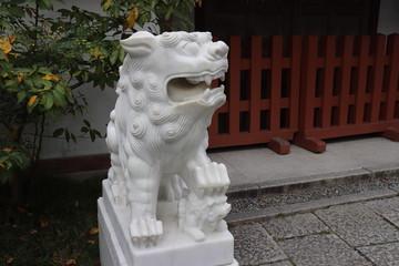 鎌倉・高徳院の狛犬