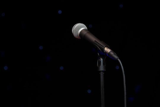 Microphone, open mic