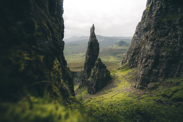 The Needle at Quiraing.