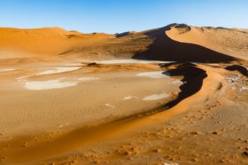 Dünenlandschaft, Namib Wüste