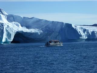 An der Eisbruchkante