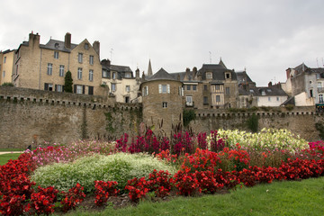 Vannes, Bretagna, Francia