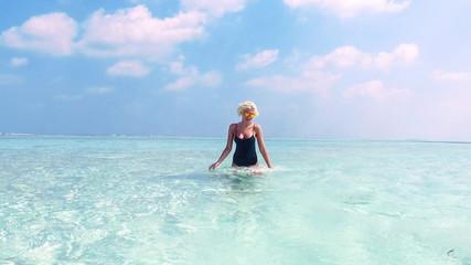Chill out at Maldives