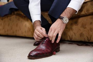 man beware shoes
