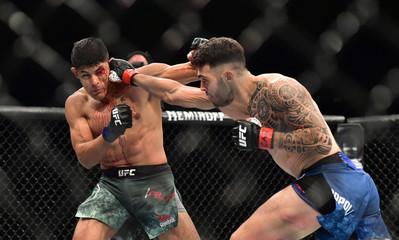 MMA: UFC Fight Night-Buenos Aires-Staropoli vs Aldana