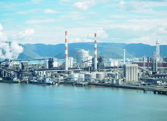 番の洲臨海工業地帯