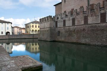 Castello di Fontanellato, Parma, Italia