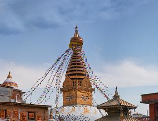 Kathmandu Swayambhu Stupa