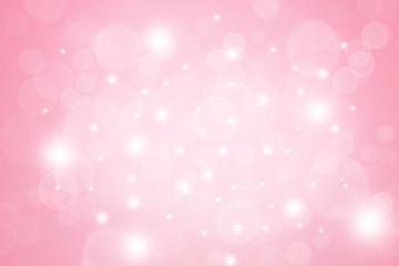 bokeh pink light background Fototapete