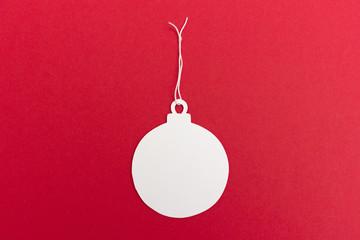 Weihnachtskugel-Anhänger