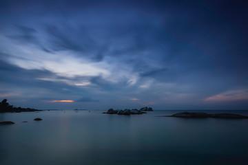 Tanjung Tinggi beach /Belitung/