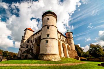 Obraz Nowy Wiśnicz Castle - fototapety do salonu