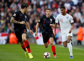 UEFA Nations League - League A - Group 4 - England v Croatia