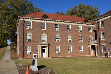Vardaman Hall at the University of Mississippi