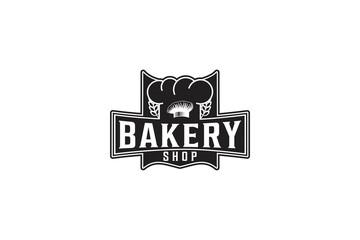 Chef Hat, Bakery Logo