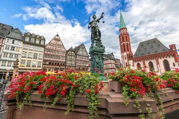 Frankfurt old town