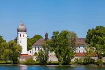 Fraueninsel, Chiemsee, Bayern