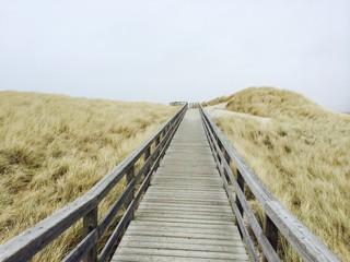 himmel, natur, landschaft, bahn, hölzern, promenade, beach, holz, gras, fussweg, brücke, road, sommer, blau, wasser, anreisen, see, sand, bootssteg, cloud, horizont, green, gehen, meer, feld