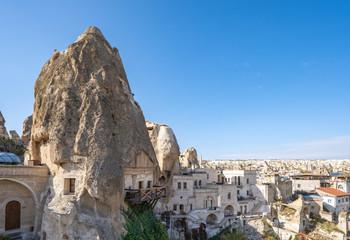 Wall Mural - Landscape of Cappadocia in Goreme, Turkey