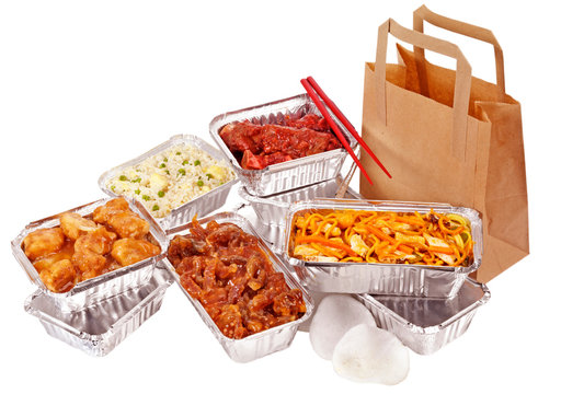 CHINESE TAKEAWAY CUT OUT