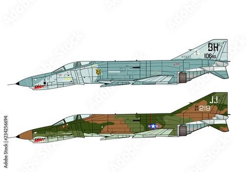 Aircraft color scheme  Illustration