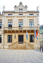 Chamber of Deputes Luxembourg Europe