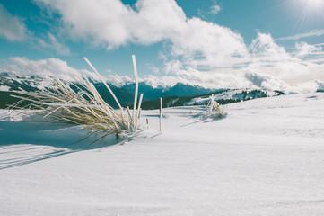 neige haute savoie