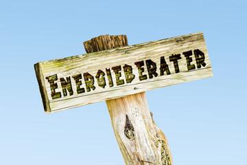 Schild 329 - Energieberater