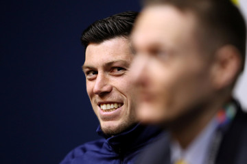 UEFA Nations League - Scotland Press Conference