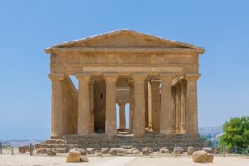 Agrigento, Valle dei Templi, Sicilia, Italy