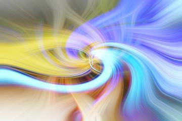 abstrakter Hintergrund mit twirl effect