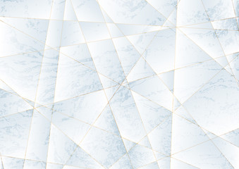 Grunge marble low poly texture abstract tech background