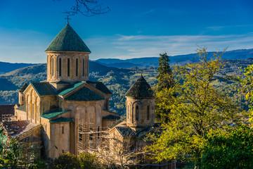 Gelati Monastery near Kutaisi, Georgia