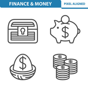 Finance / Money Icons