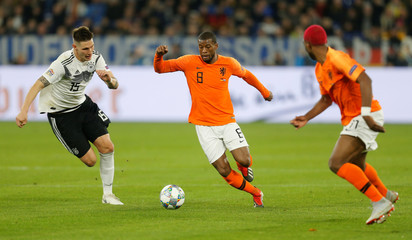 UEFA Nations League - League A - Group 1 - Germany v Netherlands