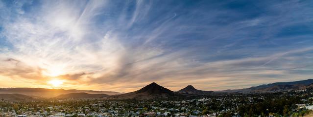 Warm Evening, San Luis Obispo, CA