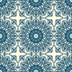 Ornamental ethnic seamless pattern. For fashion design, shawl, textile, bandanna, print, invitation card. Vector illustration