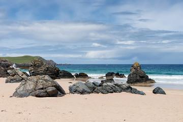 Sango Beach, near Durness