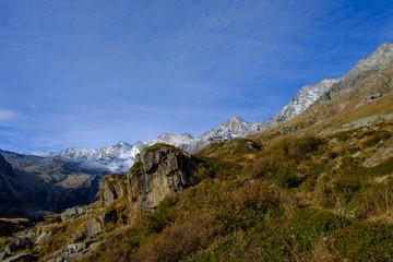 Valle Antrona verso il Pizzo Andolla