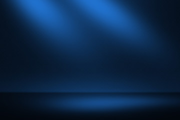Product showcase spotlight background. Clean photographer studio. Light from the top.