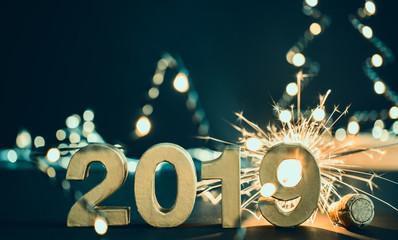 sylvester card nightcandle 2019